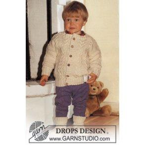 gratis strikkeopskrifter drops design