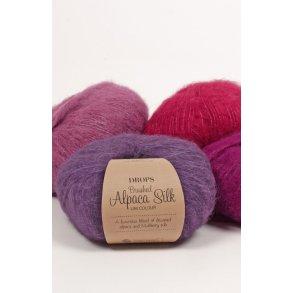 Brushed Alpaka Silke