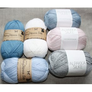Silke - blanding