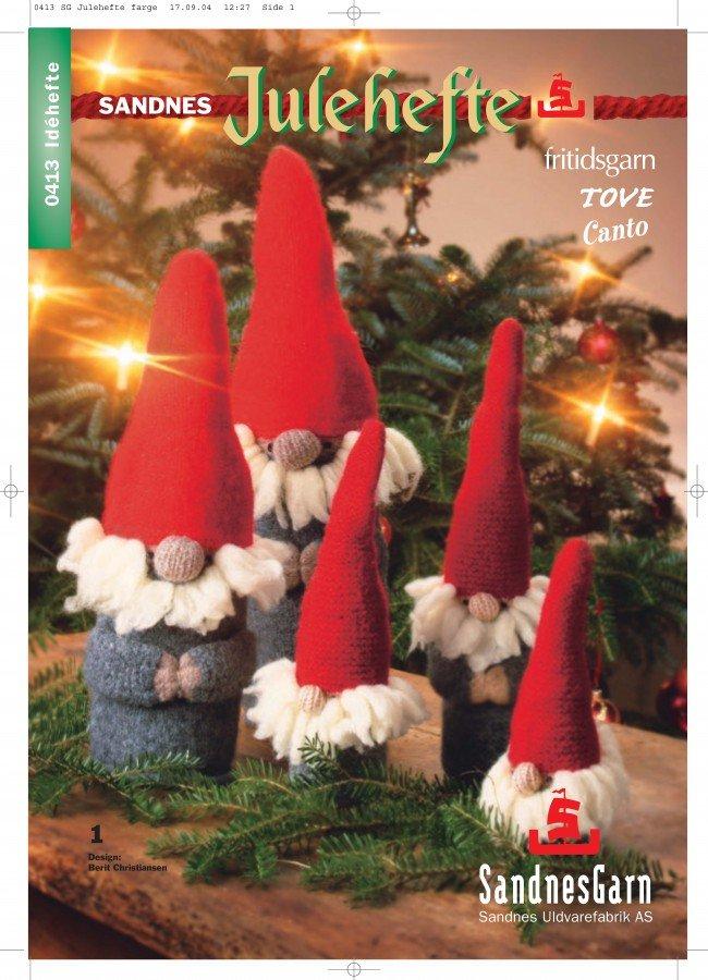 Strik og hækelrier til jul