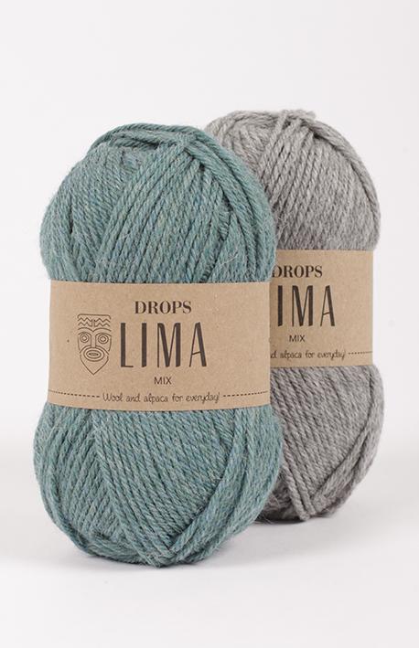 Drops Lima - udgår af sortiment