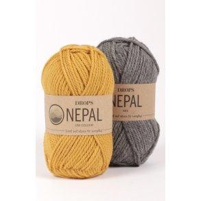 Drops Nepal - udgår af sortiment