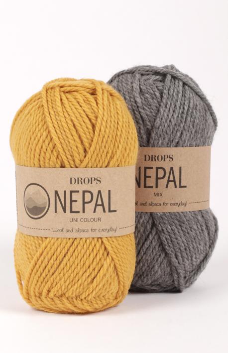 Nepal - udgår af sortiment