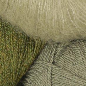 Silke og silke-blanding