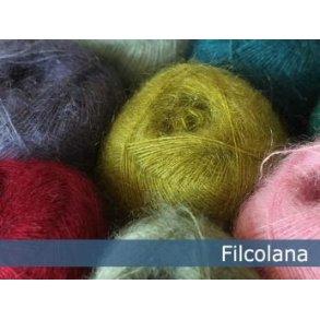 Tilia mohair fra Filcolana