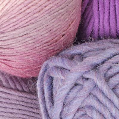 Uldgarn og uld-blanding