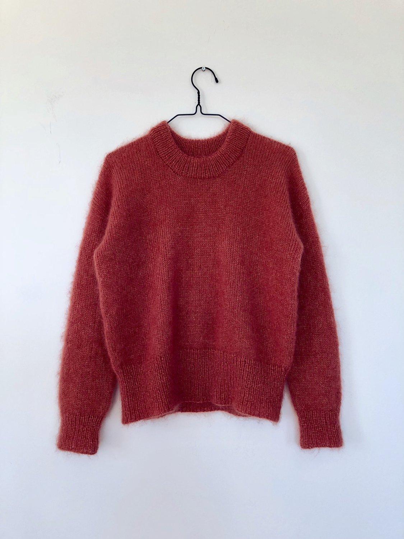 PetiteKnit Stockholmsweater, strikkeopskrift (papir)